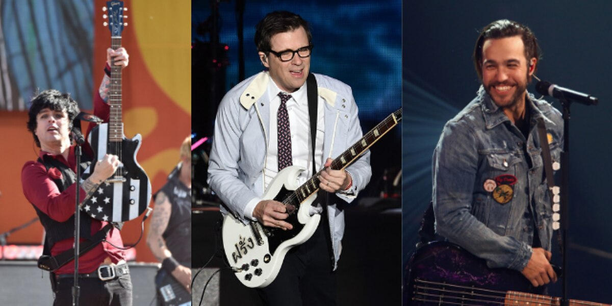 Green Day, Weezer, Fall Out Boy playing stadium show in Seattle