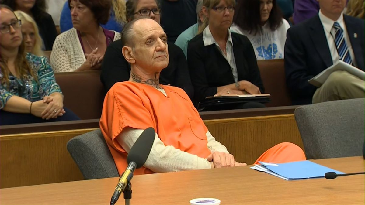 Man found guilty of killing Olympia woman sentenced to 41 years in prison