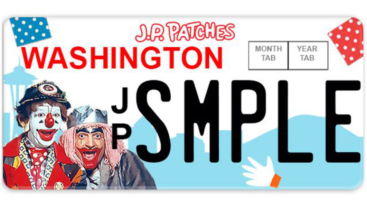 UPDATE: J.P. Patches license plate bill has bipartisan support, but supporters still concerned
