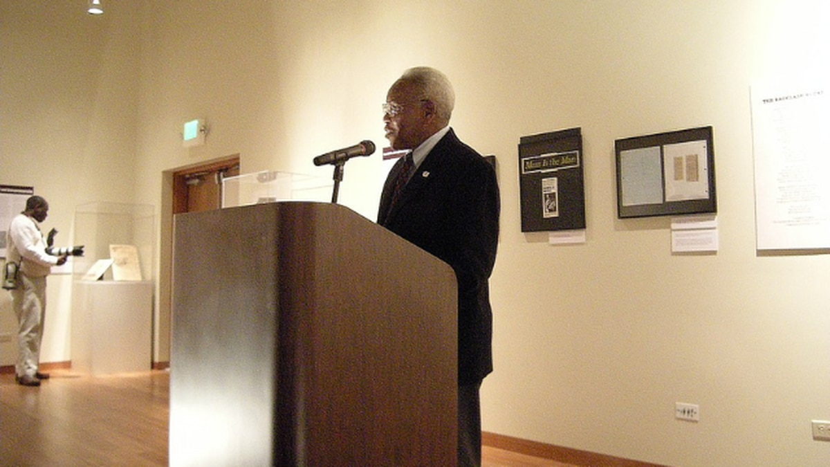 Harold Moss, Tacoma's first Black mayor and a city icon, has died