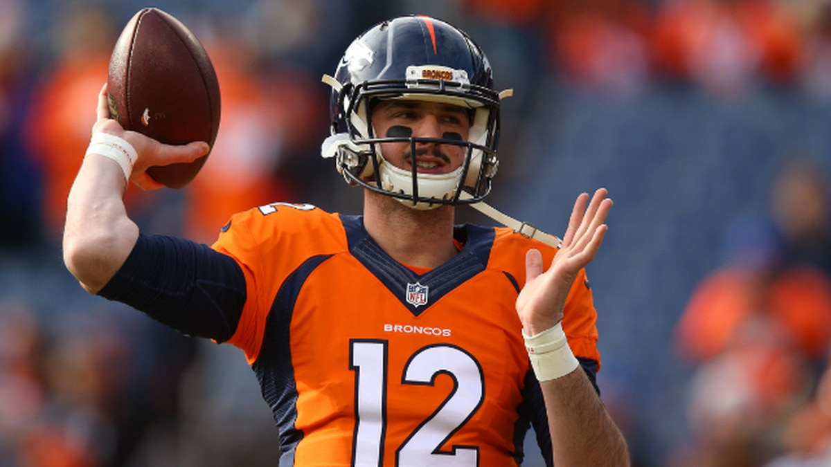 Reports: Seahawks to sign former first-round pick Paxton Lynch