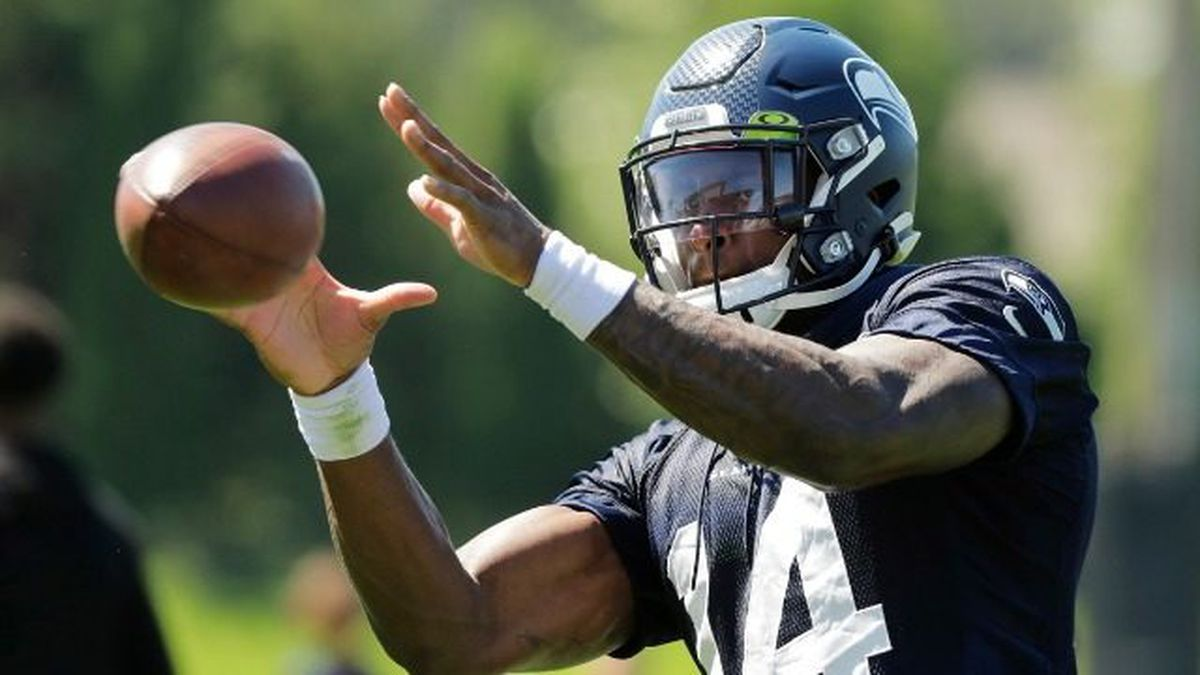 Russell Wilson on D.K. Metcalf: 'He can be a Hall of Famer if he wants to be'