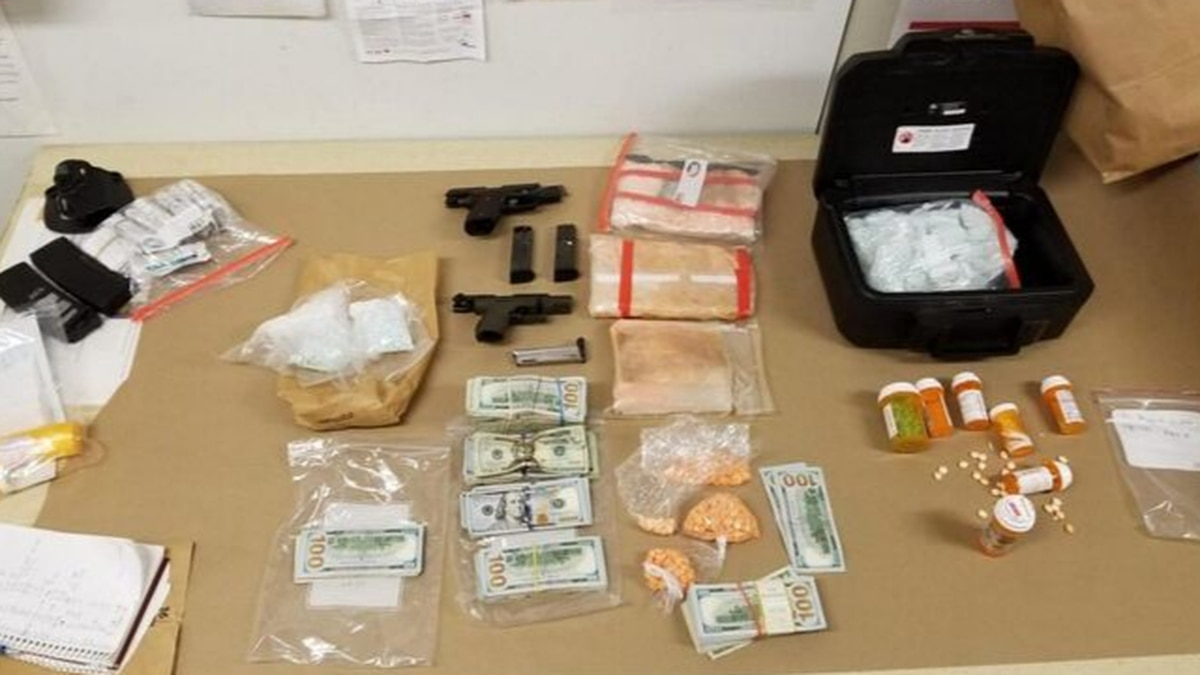 $300,000 worth of fentanyl seized from Sammamish home, police say