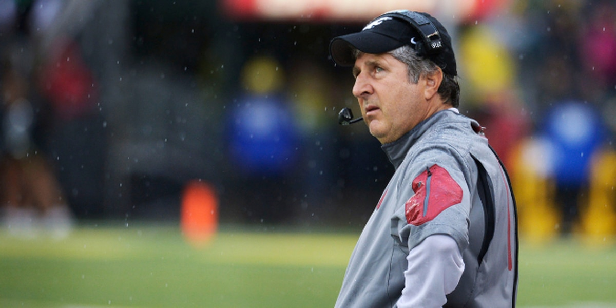 'I don't think that would be a good idea' Mike Leach says of storming Area 51