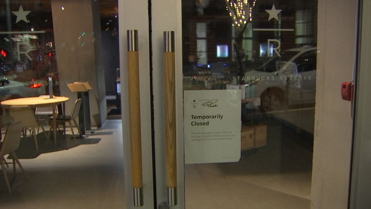 Starbucks closes store after employee diagnosed with COVID-19