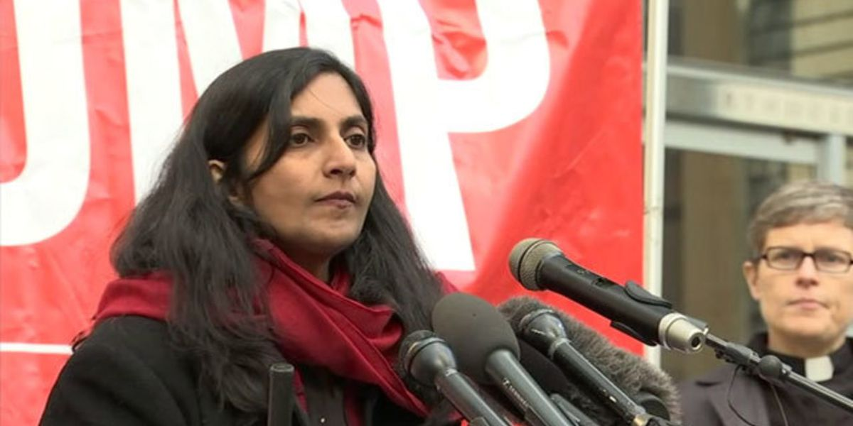 Sawant supports business tax, rejects potential restrictions