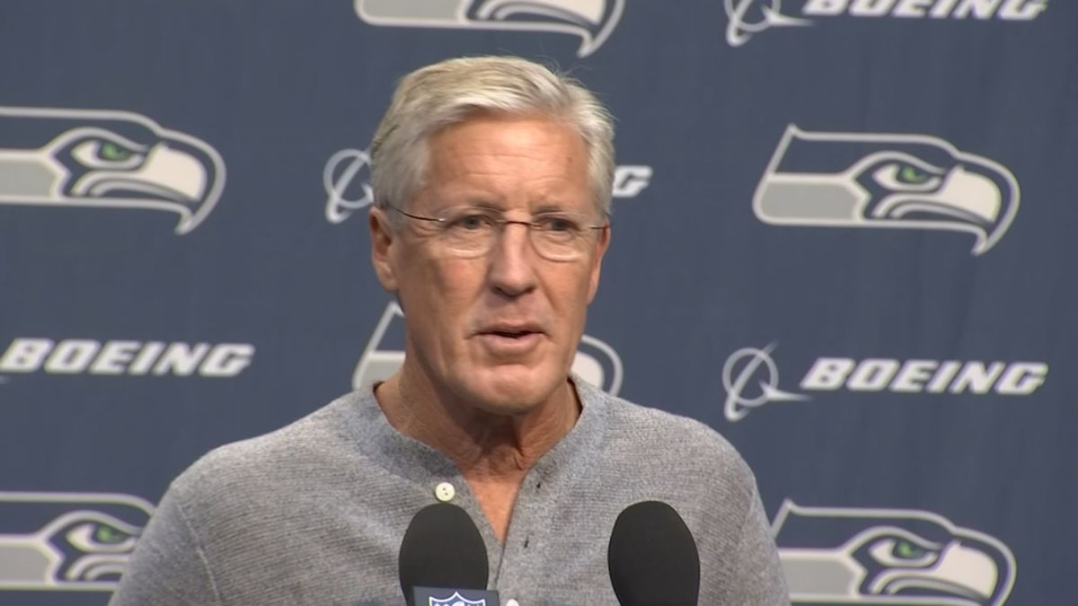 Seahawks sign Pete Carroll to multi-year contract extension