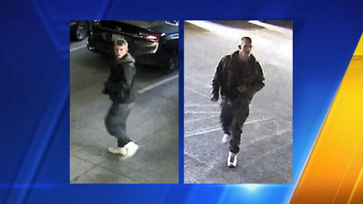 Police searching for suspect accused of prowling cars at Good Samaritan Hospital